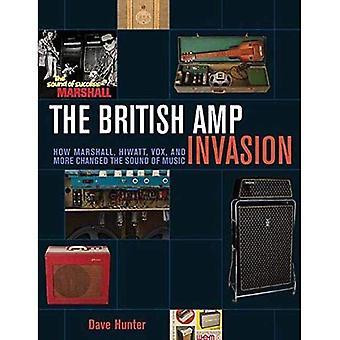 The British Amp Invasion: How Marshall, Hiwatt, Vox, and More Changed the Sound of Music