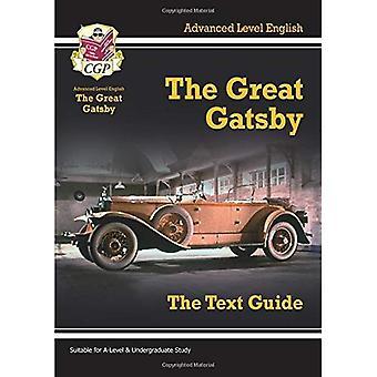 En nivå engelska texten Guide - den Great Gatsby