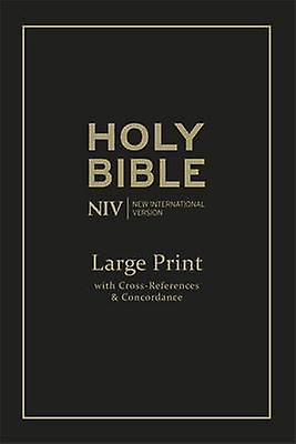 NIV Single Column Deluxe Reference Bible (grand type edition) by nouveau