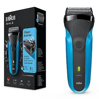 Braun Series 3 310s Men's Rechargeable Wet & Dry Electric Foil Shaver