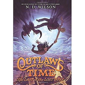 Outlaws tid #3: Sist av förlorade pojkarna (Outlaws tid)