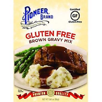 Pioneer Marke Gluten freie braunen Soße Mix
