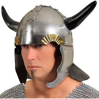 Gehörnte König Helm
