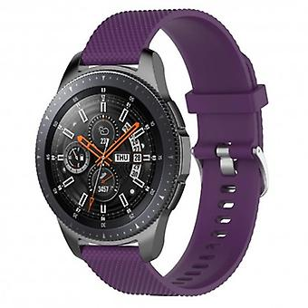Sports Arm band Samsung Galaxy Watch 46 mm-purple