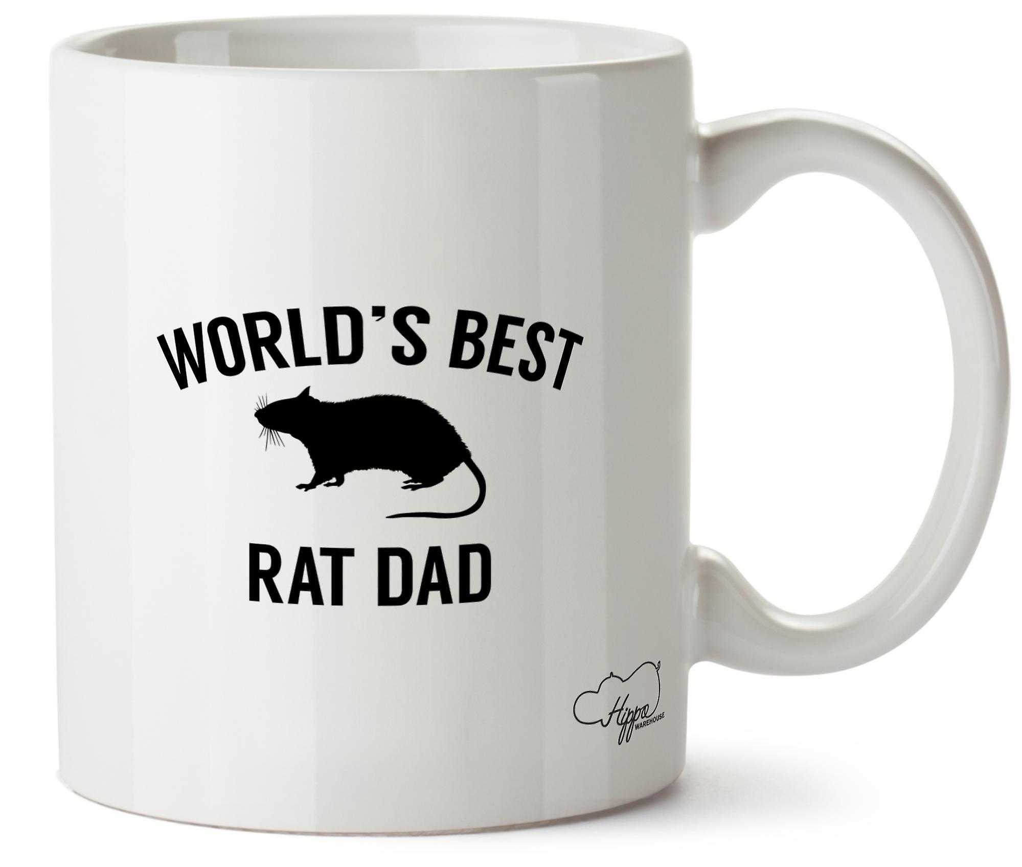 Hippowarehouse Papa 10oz Mug Rat Tasse Meilleurs FJcl1K