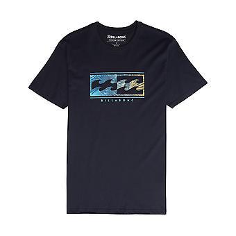 BILLABONG T-Shirt manches courtes inversé