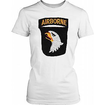 101st airborne Division Abzeichen Damen T Shirt