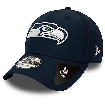 Nueva Era Seattle Seahawks pluma 39Thirty Cap