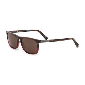 Ermenegildo Zegna Men Brown Sunglasses -- EZ00915568