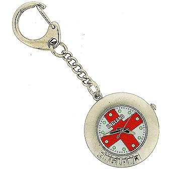 England St George Rouns Keyring klockan ENGKEY004/A