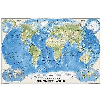 The Physical World by National Geographic Maps - 9780792280897 Book