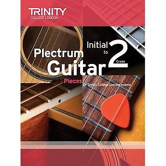 Plectrum Guitar Pieces Initial-Grade 2 by Trinity College London - 97