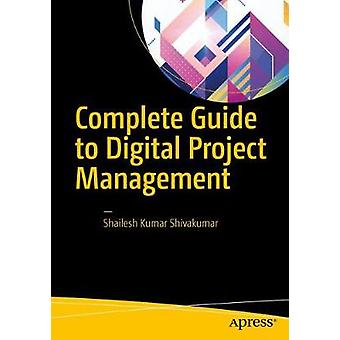Complete Guide to Digital Project Management - From Pre-Sales to Post-