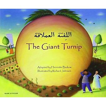 The Giant Turnip by Henriette Barkow - 9781846112294 Book