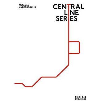 Central Line Series - Art on the Underground by Charlotte Bonham-Carte