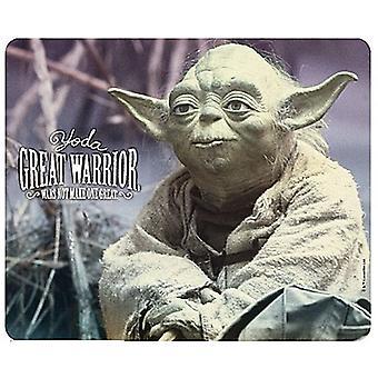 Star Wars Yoda gran guerrero ratón Mat (ABY)