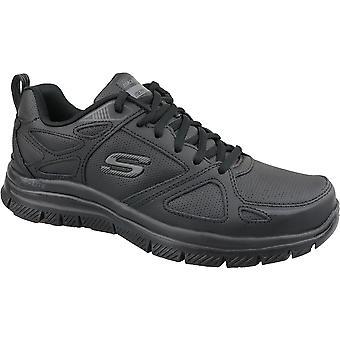 Skechers Flex Advantage 51461-BBK Mens fitness shoes