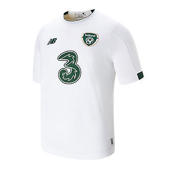2019-2020 Ireland Away New Balance Football Shirt (Kids)