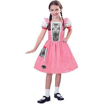 Amscan Spinnen-Mädchen-Kostüm (Babys und Kinder , Kostüme)