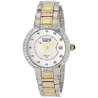 Burgi Clock Woman Ref. BUR077TT