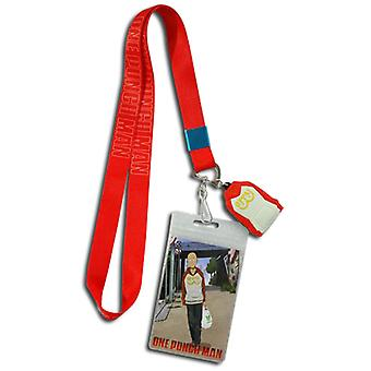 Lanyard - One-Punch Man - Oppai Sweater New Licensed ge37867