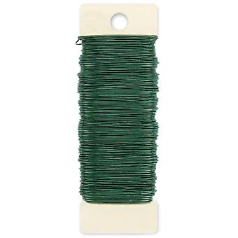 Paddle Wire 24 Gauge 110 Feet Green 3202 01