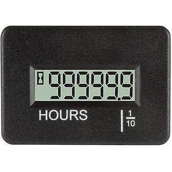 TDE Instruments DPH401-R Operating hours timer