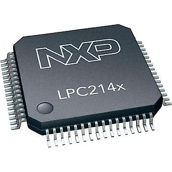 Embedded microcontroller LPC2119FBD64/01,151 LQFP 64 NXP Semiconductors 16/32-Bit 60 MHz I/O number 46
