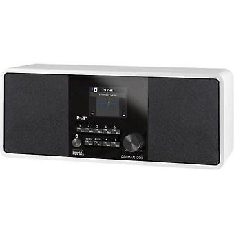 Internet Table top radio Imperial Dabman i200 AUX, DAB+, Internet radio, FM, USB White