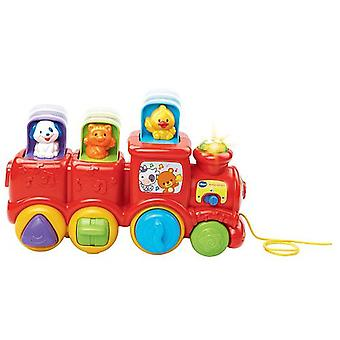 Vtech The Del Zoo Train (Babies , Toys , Baby Trolleys And Roadrunners , Vehicles)