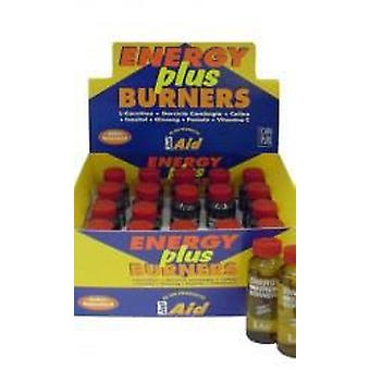 Just Aid Energy Plus Burners Vial (Sport , Resistance and energizers)