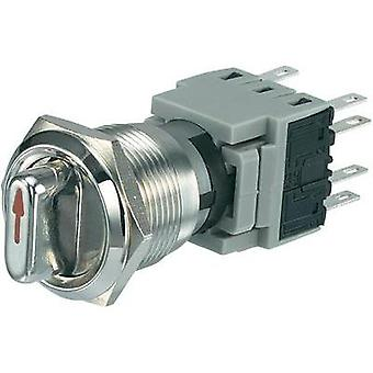 Tamper-proof rotary switch 250 Vac 5 A Switch postions 2 1 x 90 ° TRU Components LAS1-BGQ-22X/32 IP40 1 pc(s)
