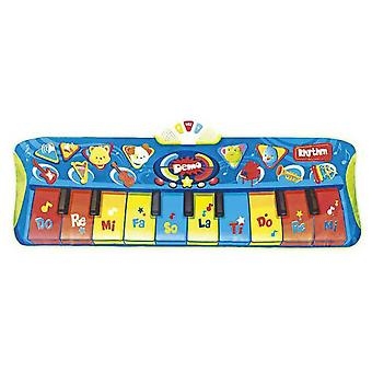 Tachan Carpet Junior Piano Beat Bop (Toys , Educative And Creative , Music , Infants)
