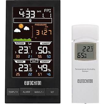 Wireless digital weather station Eurochron EFWS S250 EFWS S250 Forecasts for 12 to 24 hours