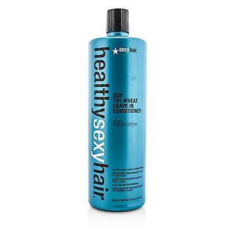 Sexy Hair begreber sund Sexy Hair soja Tri-hvede Efterlad i Conditioner 1000ml / 33.8 oz