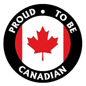 Proud To Be Canadian Car Air Freshener