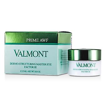 Valmont Prime AWF Dermo-structuration Master oeil facteur III 15ml / 0.51 oz