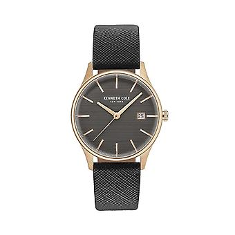 Kenneth Cole New York women's watch wristwatch leather KC15109001