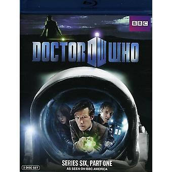 Doctor Who - Doctor Who : Saison Six partie One [Blu-ray] [BLU-RAY] USA import