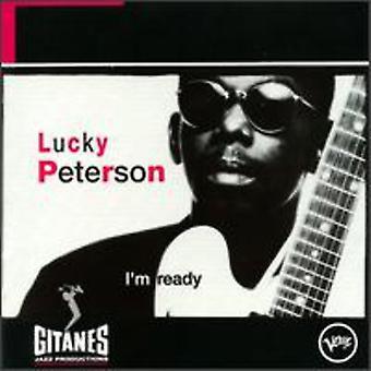 Heldig Peterson - jeg er klar [CD] USA import