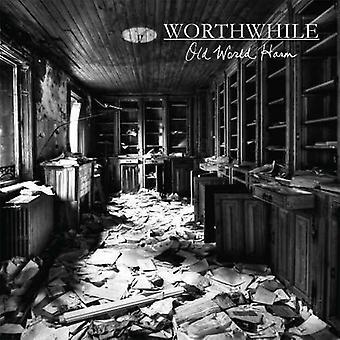 Værd - Old World skade (LP) [Vinyl] USA import