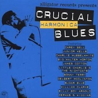 Crucial Harmonica Blues - Crucial Harmonica Blues [CD] USA import