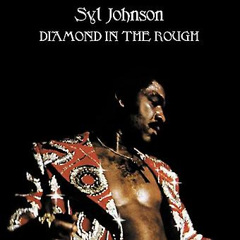 Syl Johnson - Diamond in the Rough [CD] USA import