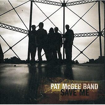 Pat McGee Band - sálvame importación de Estados Unidos [CD]