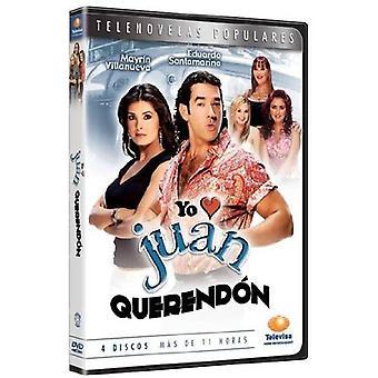 Yo Amo en Juan Querendon [DVD] USA importerer
