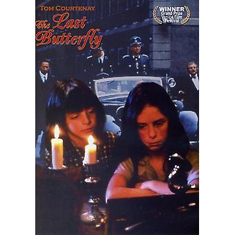 Sista fjäril [DVD] USA import