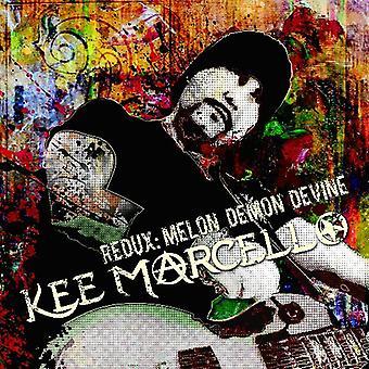 Kee Marcello - Redux: Melon dæmon guddommelige [CD] USA import