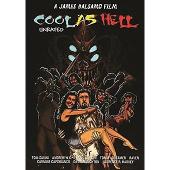 Cool som helvede [DVD] USA import
