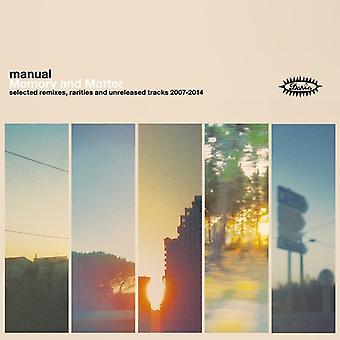 Manual - hukommelse & sag: Valgt Remixes sjældenheder [CD] USA import