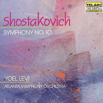 D. Chostakovitch - Chostakovitch: Symp; Importer des USA hony n10 [CD]